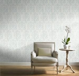 Gran Deco Scandanavia Wallpaper - Duck Egg by New A-Brend