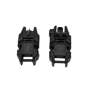 Amazon.com : Elite Force Flip Sight F&R Blk : Airsoft Gun Sights