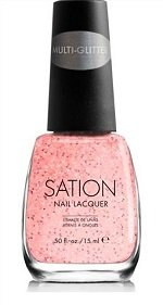 Sation The One & Phony Multi-Glitter Nail Polish 3013 (Sation Glitter Nail Polish compare prices)