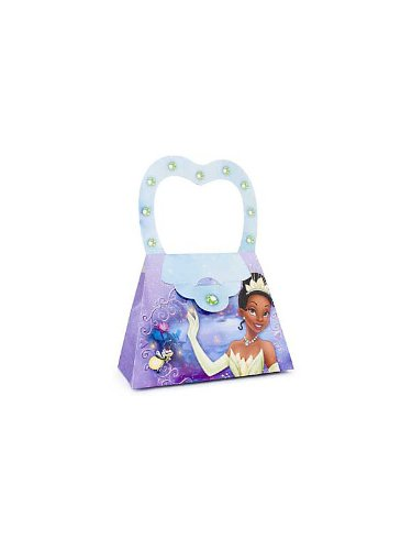 Princess And The Frog Favor Boxes (4-pack)