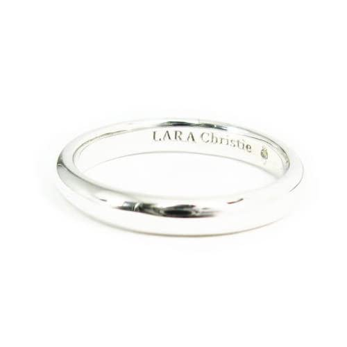 LARA Christie (ララクリスティー) エターナルビューティー リング [WHITE Label] ホワイトR3872-W 7号