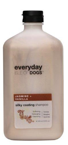 Everyday Isle of Dogs Silky Coating Dog Shampoo