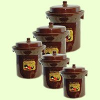 Harsch Gairtopf Fermenting Crock Pot - 5 Liter - ME7409 from Miracle Exclusivew