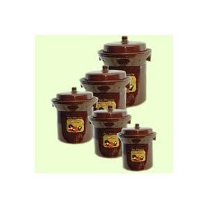 Harsch Gairtopf Fermenting Crock Pot 5 Liter Me7409