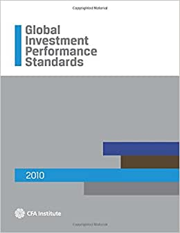 Global Investment Performance Standards (GIPS