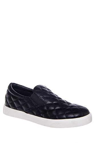 Ollie Quilted Slip On Low Top Sneaker