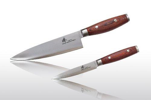 zhen japanese vg 10 chef knife 8 cutlery set cutlery sets home equipment. Black Bedroom Furniture Sets. Home Design Ideas