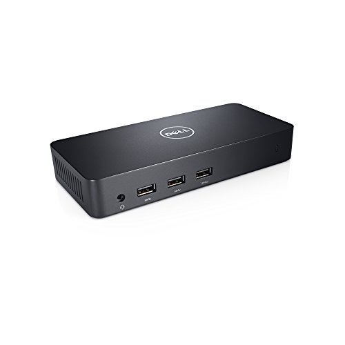 Dell USB 3.0 Triple Display UltraHD Universal Dock (D3100)