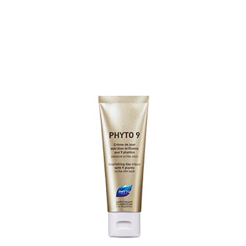 PhytoHYTO 9 Crema Da Giorno Nutrimento Luminosità Alle 9 Piante Capelli Ultra-Secchhi 50ml