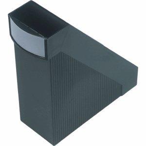 Helit H6361595 Büro Stehsammler, schwarz