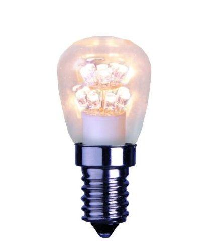 Leuchtmittel LED Decoline E14 Kerzenform klar ca.2100 K, 40 Lm 5,7x2,7c 230V / 0,7W