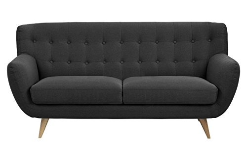Retro Sofa Absalon 3-Sitzer