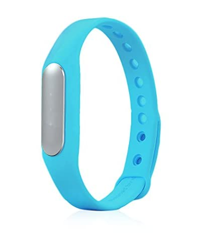 CAY Trading Bluetooth Fitness Tracker Activity Band, Blue