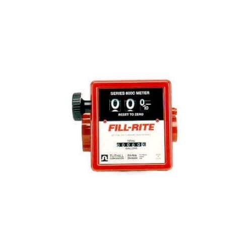 Fill Rite Series 806C Flow Meter
