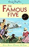 Enid Blyton Famous Five: 14: Five Have Plenty Of Fun
