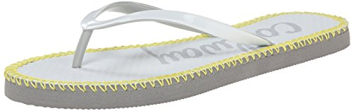 Coolway Sirope Donna US 6.5 Bianco Infradito EU 37