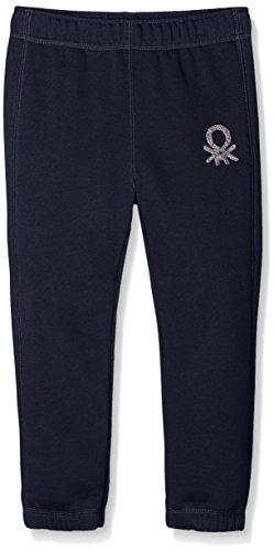 Benetton 3ue2i0485, Pantaloni Sportivi Bambino, Blu (Blue Navy), 8-9 anni (Taglia Produttore: L)