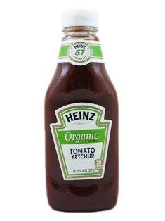 Heinz Organic Tomato Ketchup, 14 Oz front-606530