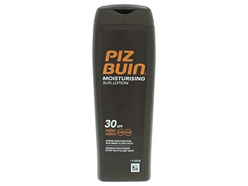 Piz Buin In Sun, Moisturising Sun Lotion, SPF 30, Donna, 200 ml