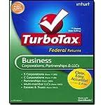 TurboTax 2009 Business Federal + E-File