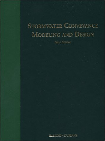 Stormwater Conveyance Modeling and Design
