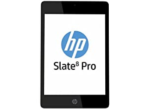 HP Slate S8-7600US 8-Inch Tablet with Beats Audio (Soft White) from HP