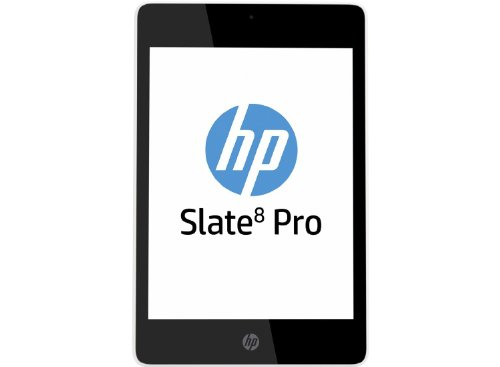 Hp Slate S8-7600Us 8-Inch Tablet With Beats Audio (Snow White)