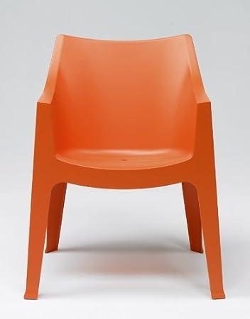Poltrona Coccolona Scab Arancio