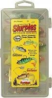 Northland Fishing Tackle Slurpies Swim Shiner Kit 22 Piece