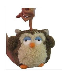 "Mini Squishable Owl 7"" Plush Toy"