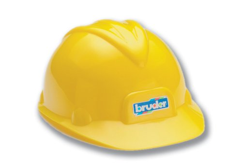 Bruder Construction Toy Hard Hat at Amazon.com