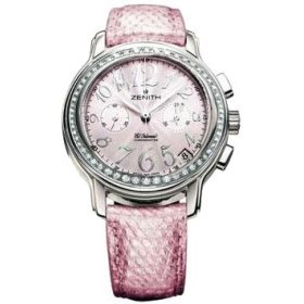 Zenith Baby Doll Star Women'S Watch 16-1230-4002-71-C515