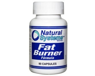 Natural Systems Fat Burner Chromium Picolinate Plus 90 Caps Weight Loss