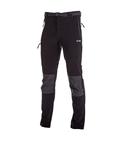 IZAS Mount Stretch Pant Olves BLACK/DARK GREY