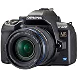Olympus E-620 Digital SLR Camera with 14mm