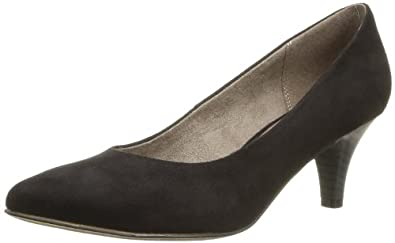 Tamaris TAMARIS 1-1-22415-22 Damen Pumps, Schwarz (BLACK 001), EU 38