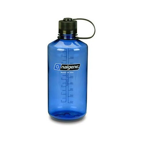 Nalgene Narrow Mouth Water Bottle Tritan Review