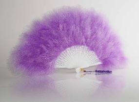 Marabou Fans 5230 Lavender