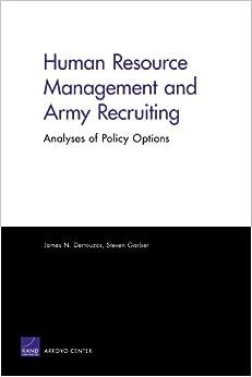 Key Human Resource Management Policies & Procedures