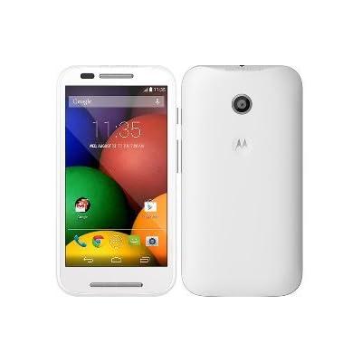 Moto E (1st Gen) (White, 4 GB)
