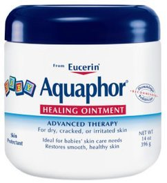 Imagen de Bebé Aquaphor Healing Ointment, terapia avanzada, 14 onzas (396 g) (Paquete de 2)