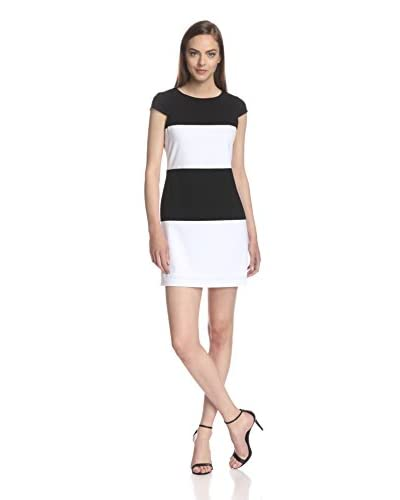 Marc New York by Andrew Marc Women's Striped  Dress