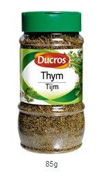 DUCROS - Poivres Herbes Epices - Herbes - Thym duc - 85 g