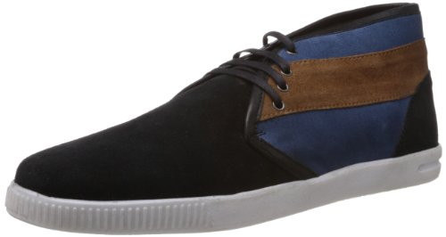 Famozi Famozi Men's Leather Sneakers