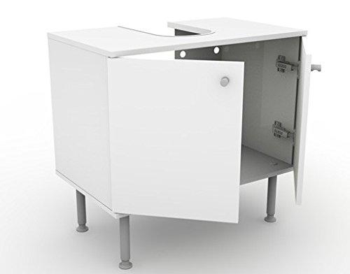 Mueble bajo armario design asian stonewall large brigth - Armario para el bano ...