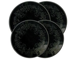 Embossed Burner Covers, Set of 4 (Decorative Stove Burner Covers compare prices)
