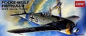 Focke Wulf FW-190A6-8 1/72 Academy