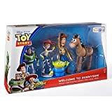 Disney Pixar Toy Story Welcome to Bonnie's Side Action Figure Playset 5-Pack