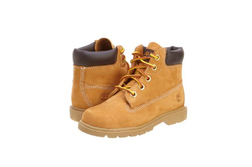 Timberland 6 Inch Classic Boot Toddler Wheat Nubuck M front-960831