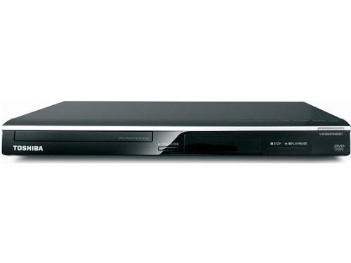 Toshiba Progressive Scan DVD Player